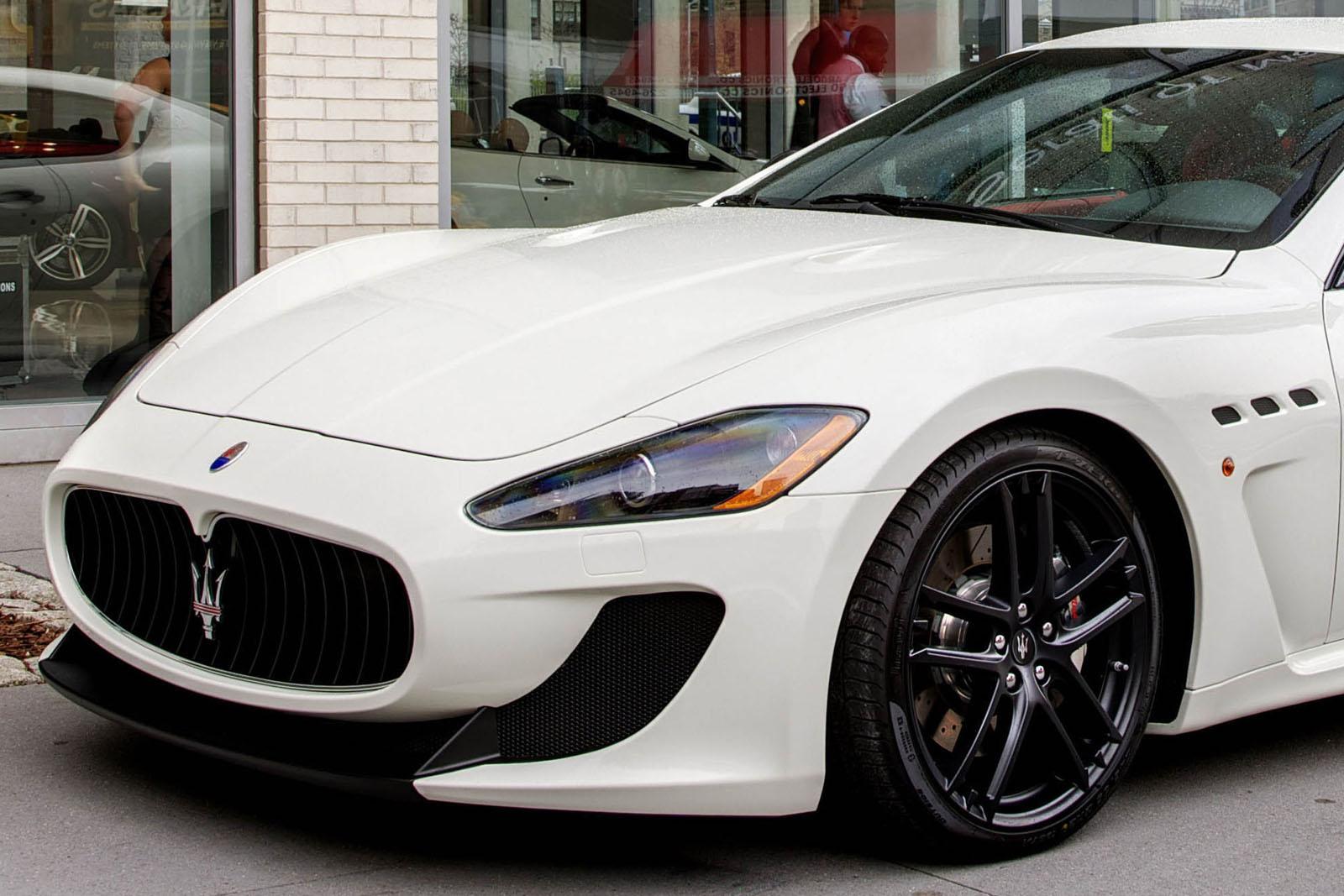 Maserati gran turismo mc