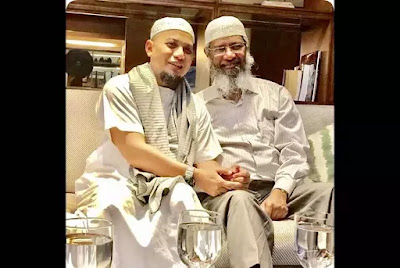 Ini Sejumlah Jadwal Ceramah Zakir Naik di Indonesia