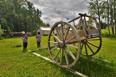 Rocky Mountain House National Historic Site