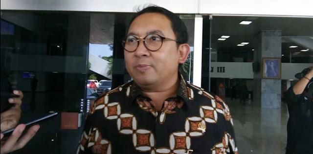 Fadli Zon: Janganlah Aparat Jadi Alat Politik!