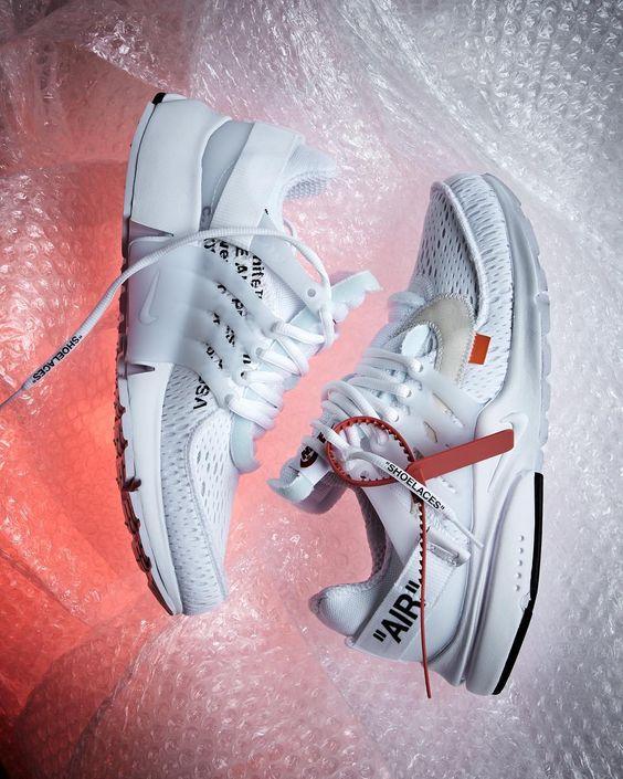 f2ea3c4b8 OFF-WHITE x Nike Air Presto