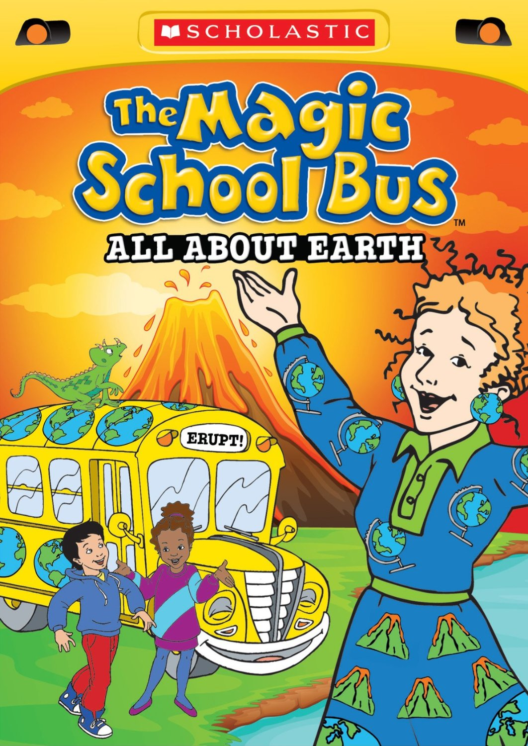 My Springfield Mommy The Magic School Bus All About Earth