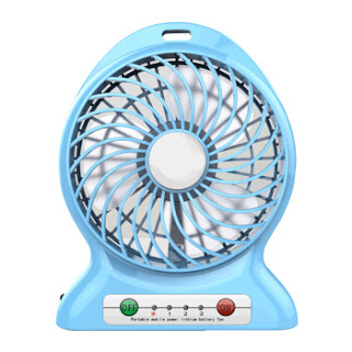 mini ventilatore usb ricaricabile