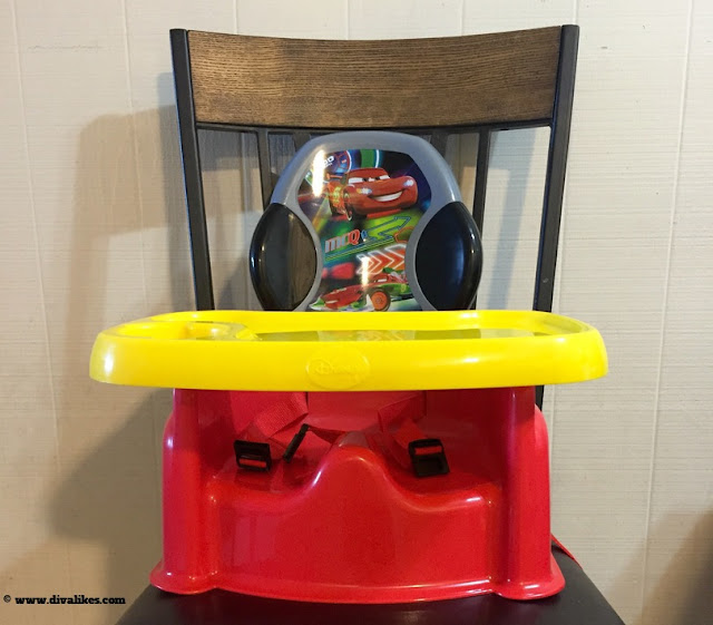 The First Years Disney/Pixar Cars 3 Feeding Seat