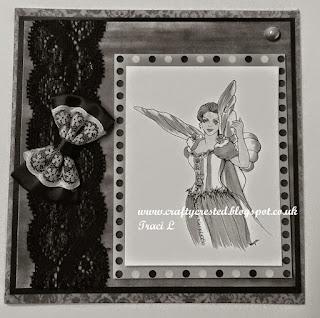 Morgan Fitzsimons Goth Fairy