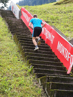 bajar de peso usando escaleras