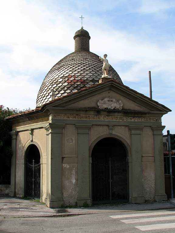 Chapel of the Visitation of the Virgin Mary and of Saint Michael Archangel, Livorno