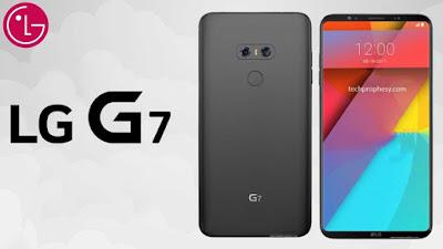LG G7 Özellikleri