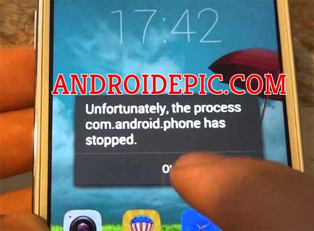 """Pasti suka kesal ketika kalian lagi enak mainan hp lalu tiba-tiba hp kalian error, entah itu karena """"Unfortunately the process com.android.phone has stoped"""", sayangnya aplikasi telah berhenti ataupun karena kegagalan sistem android setelah kalian mencoba mengotak-atik sistem bawaan android."""