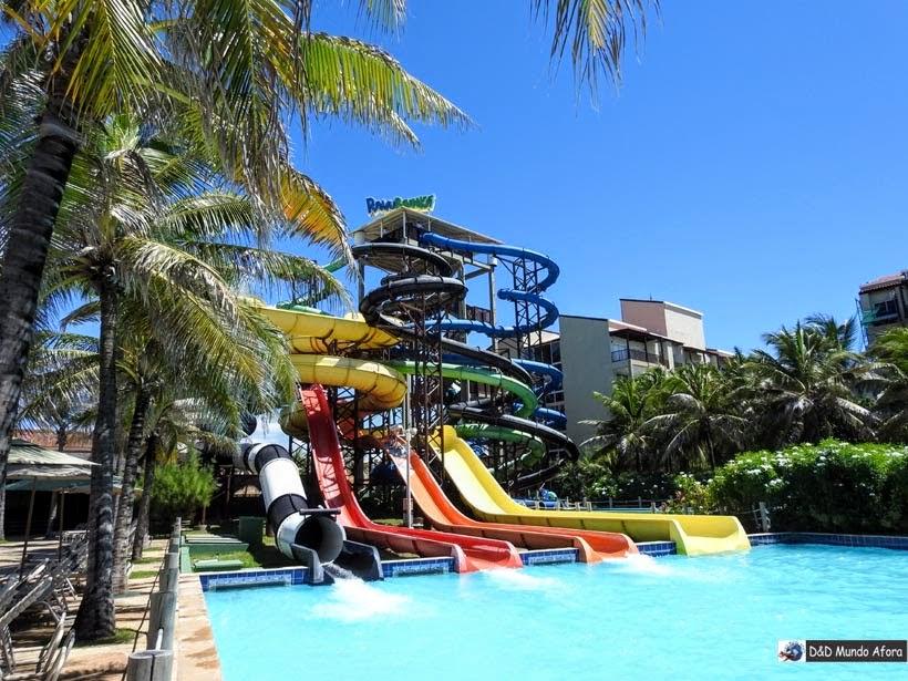 Ramubrunká  - Beach Park - parque aquático do Ceará