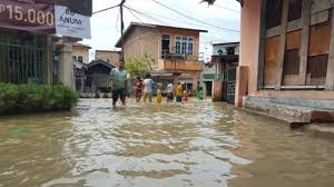 Banjir Medan, BPBD Medan, Tim Reaksi Cepat BPBD Medan,TRC medan