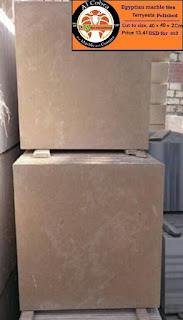 Egyptian granite tiles