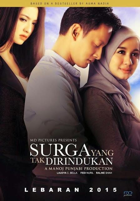Surga Yang Tak Dirindukan (2015) DVDRip