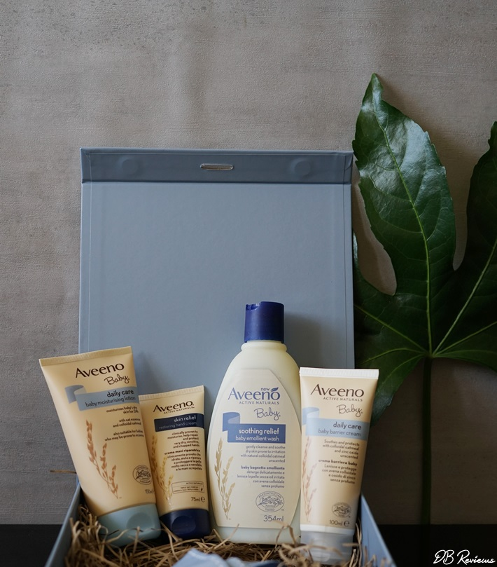 Aveeno's Mum and Baby Range