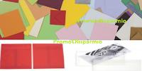 Logo Campioni omaggio buste da lettera:richiedile gratis