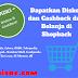 Dapatkan Diskon dan Cashback dari Belanja di Shopback