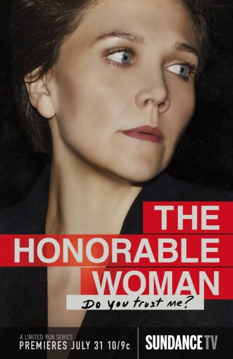 The Honourable Woman (2014-) ταινιες online seires oipeirates greek subs