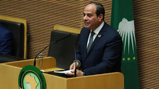 Egypt's Sisi takes over as new head of African Union