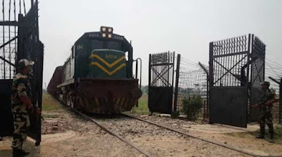 Samjhauta Express Resumed