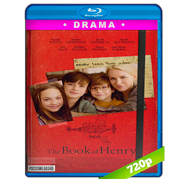 El libro de Henry (2017) BRRip 720p Audio Dual Latino-Ingles