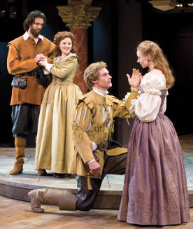 what makes the merchant of venice a comedy