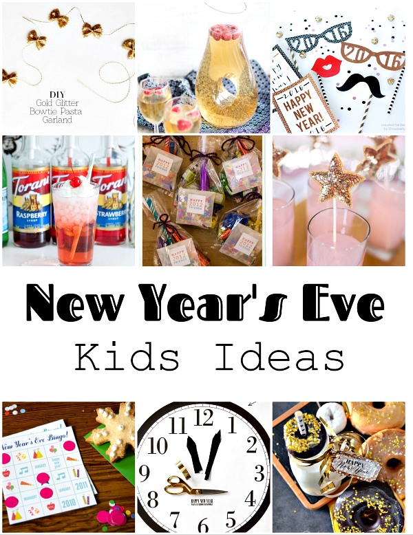 New Years Eve Ideas For Kids Crafting In The Rain