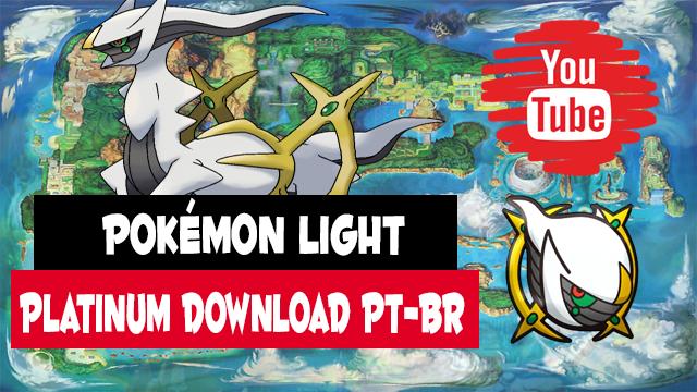 pokemon platinum download for my boy