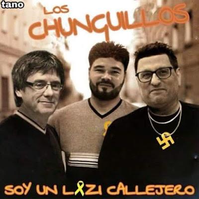 Los chunguillos, Puigdemont, Torra, Rufián