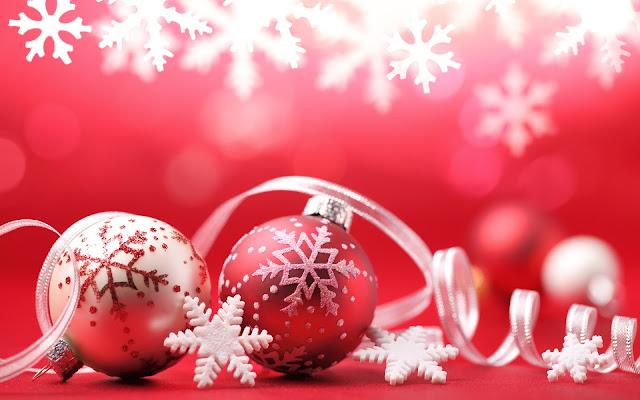Merry Christmas Desktop HD Background