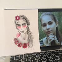 портрет в уфе