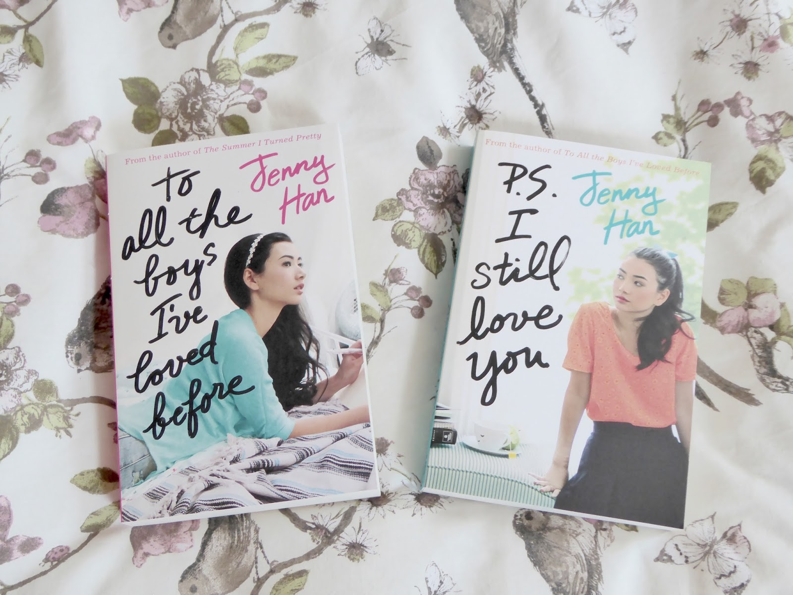 To all the boys I've Loved Before | Ps I still Love You | Jenny Han