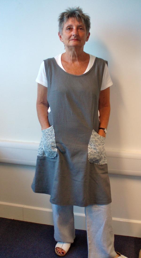 Sew Stitch Knit Artisan Apron