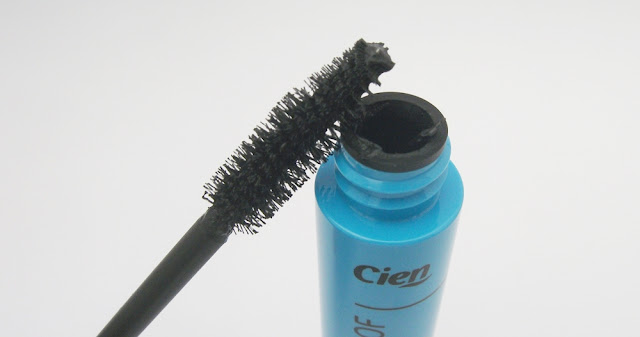 Máscara de Pestanas Waterproof Mascara, Cien