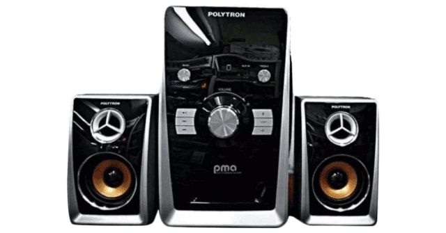 Speaker Aktif Polytron PMA 9501
