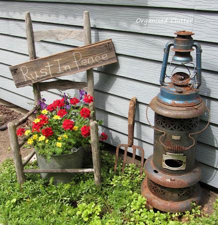 Garden Junk Doesnt Last Forever