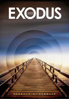 Exodus 2022 Kenneth G. Bennett – Front cover