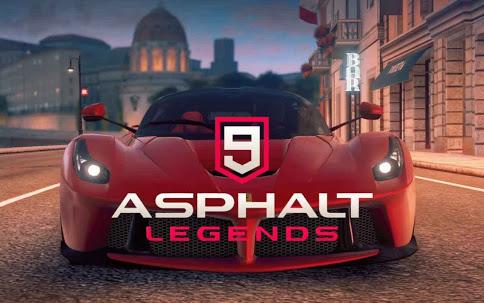 Asphalt 9 Legends Nedir, Neler Sunuyor Ve Nasıl İndirilir?
