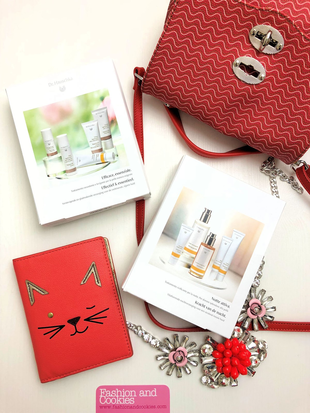 Come viaggiare leggere: Coffret Dr. Hauschka su Fashion and Cookies beauty blog, beauty blogger