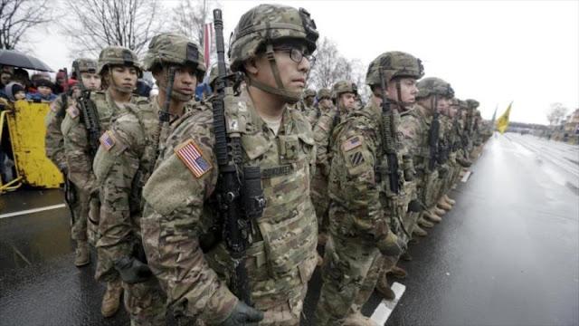 Obama anuncia el envío a Polonia de un batallón de mil soldados para la OTAN