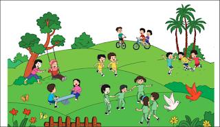 UpDate Materi Kelas 3 Tema 1 Kurikulum 2013 Revisi 2018
