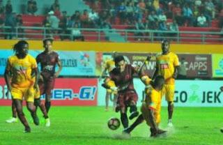 Borneo FC vs PSM Makassar 3 - 2