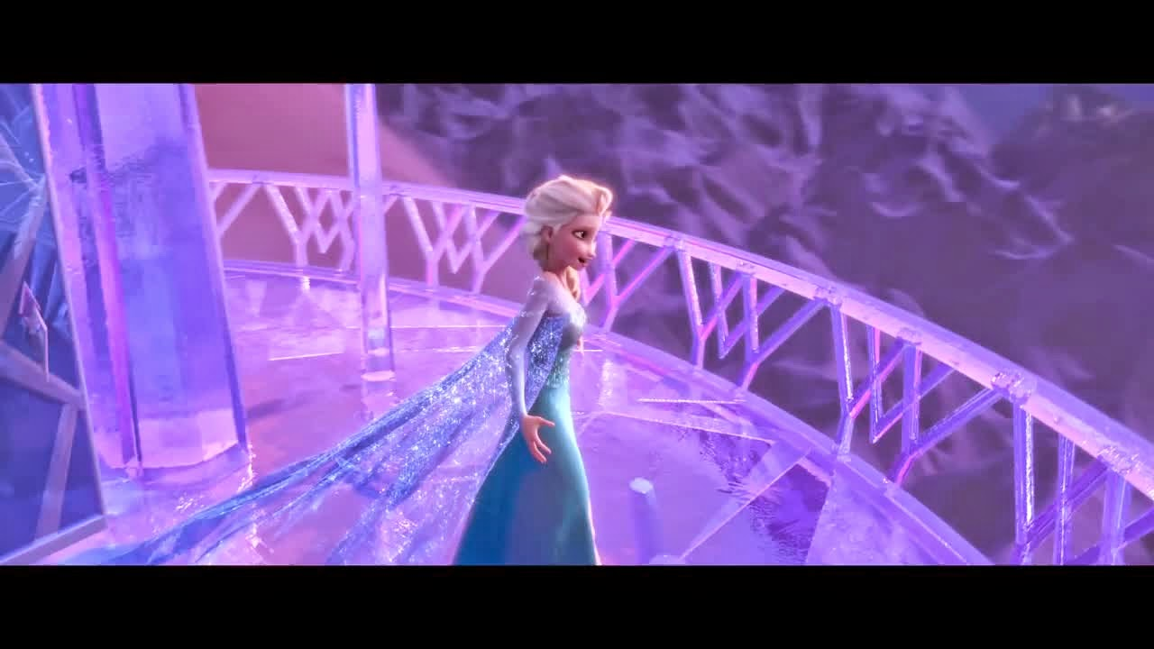 Idina Menzel - Let It Go (from -Frozen-) - Wallpapers ...