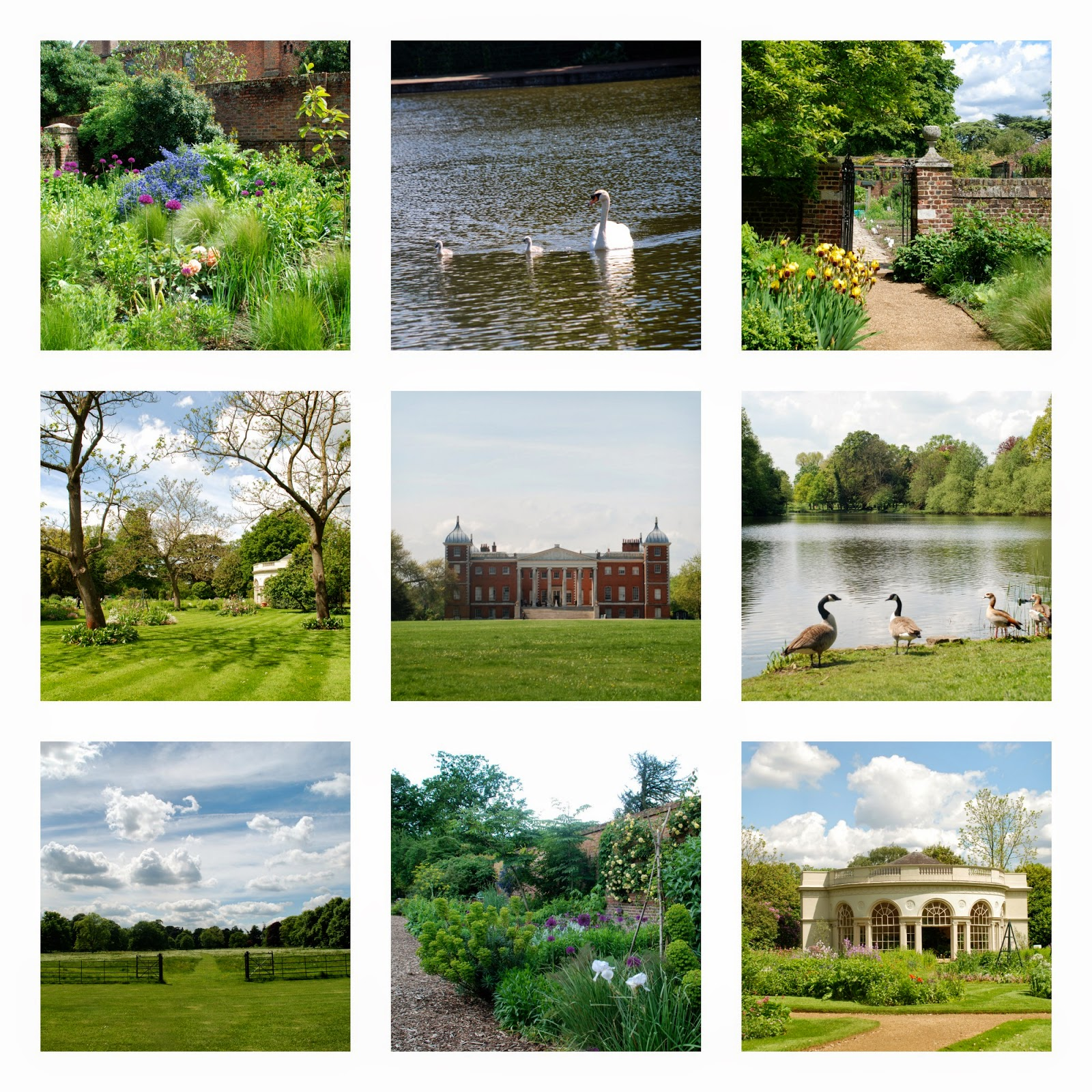 Osterley Park, West London