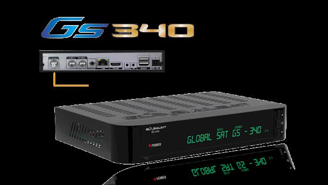 Globalsat GS340 HD