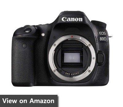 Canon EOS 80D 24.2MP