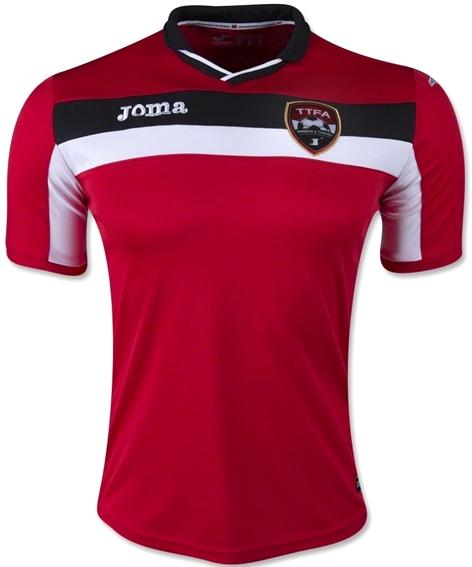 Joma lança novas camisas de Trinidad e Tobago - Show de Camisas 8ff3e03470ef5