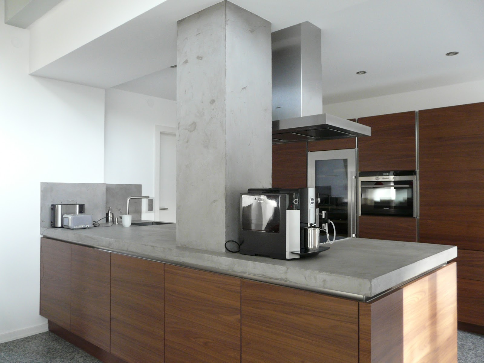 Arbeitsplatte Beton Cire – Vitaroom Home