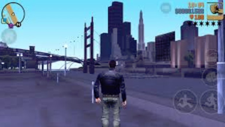 ليبرتي سيتي GTA III Liberty City