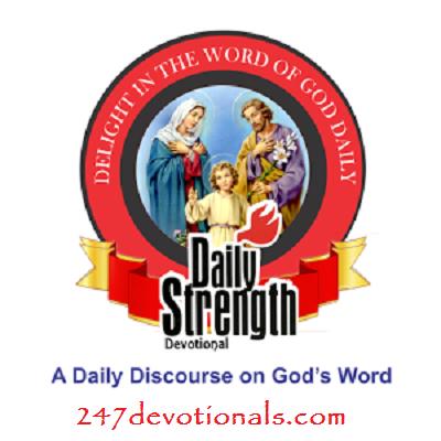 Daily Strength Catholic Devotional