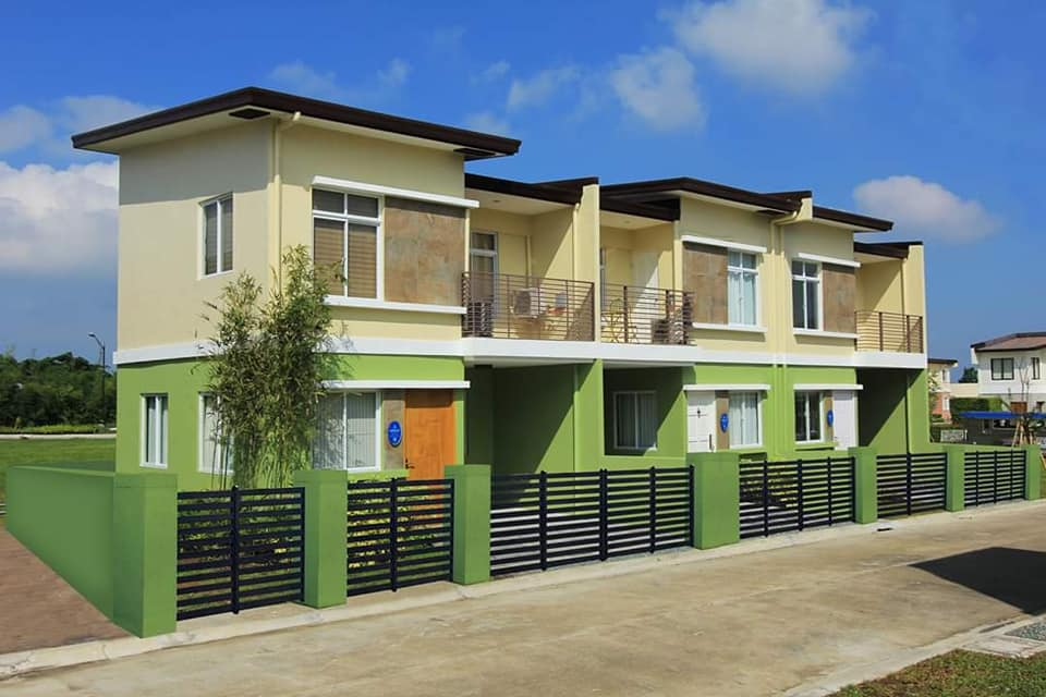 Adelle With Fence - Lancaster New City Cavite| Affordable House for Sale in General Trias Cavite